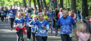 Mehr als 2.000 Teilnehmer beim KKH-Lauf im Clara-Zetkin-Park