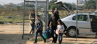 Gazas Christen müssen auch zu Ostern mit Unsicherheit leben