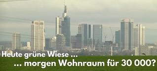 Bekommt Frankfurt einen neuen Stadtteil?