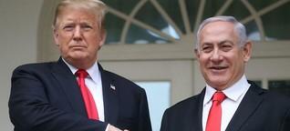 Will Trump den Palästinensern den Traum vom eigenen Staat abkaufen?