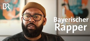 Wie David Mayonga alias Rapper Roger Rekless Rassismus erlebt | Interview | Capriccio | BR