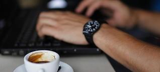 Der Kaffee für die ganz Harten