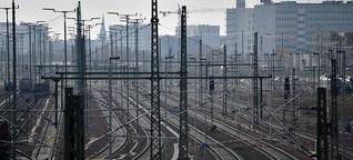 Personalprobleme bei der Deutschen Bahn - REPORT MAINZ