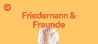 Podcast: Friedemann & Freunde