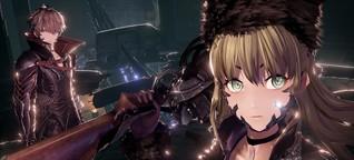 Code Vein: Das Dark Souls für Anime-Fans! - COMPUTER BILD