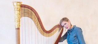 Harfenistin Agnès Clément im Porträt | Die Handwerkerin