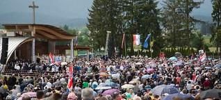 Ustascha-Gedenken in Kärnten: Und wieder marschieren die Faschisten