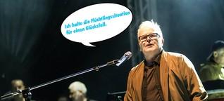 Grönemeyer fand beim Thema Flucht die falschen Worte - meint es aber gut!