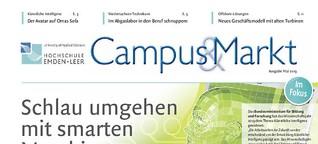 Hochschulmagazin Campus & Markt