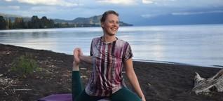 Outfit fürs Ooommm: Neu-Ulmer designt Yoga-Kleidung