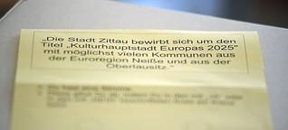 Bewirbt sich Zittau als Kulturhauptstadt? Die Jugend stimmt dafür | MDR.DE