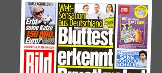 Heidelberger Bluttest: Nicht nur unreif für den Markt - sondern wertlos