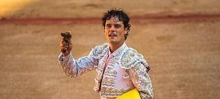 Der schöne Pedro muss Stierkämpfer und Generäle besiegen