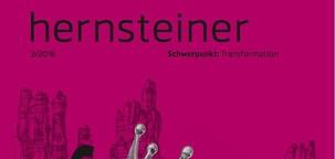 hernsteiner (Kundenmagazin) 3/2016