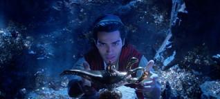 """Aladdin"": Die globale Wunderlampe"