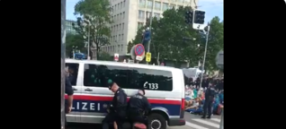 Video dokumentiert Polizeigewalt