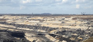 Wenn es um Umweltpolitik geht, ist Deutschland ein Entwicklungsland