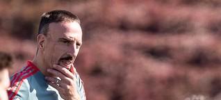 Kommentar zu Ribéry-Ausraster: Ein peinliches Problem für den FC Bayern