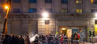 Berghain: Alle wollen alles in der Exzess-Kaserne