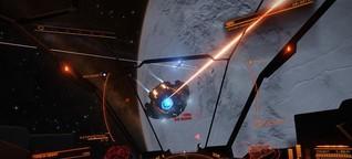 35 Jahre Elite: Der Weltraum und seine unendlichen Weiten - PC Games