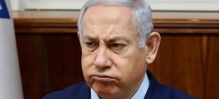 In vielerlei Hinsicht ein Dilemma für Netanjahu