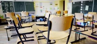 Themenspezial Schule: Unterrichtsausfall - und was dagegen zu tun ist