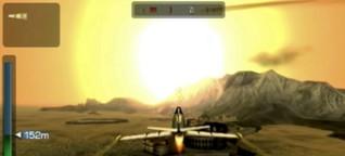 Pilotwings für die Wii - Die Open World-Flugsimulation, die Nintendo nicht haben wollte