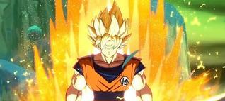 Dragon Ball FighterZ - Test-Video zum Anime-Prügler