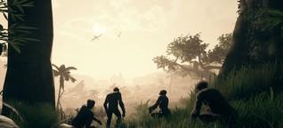 Ancestors: The Humankind Odyssey - Überlebenskampf gegen die Urangst