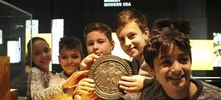 Ein Paradies für Dagobert Duck: Geldmuseum in Frankfurt öffnet