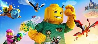 Lego Worlds im Test - Stein für Stein - GamePro
