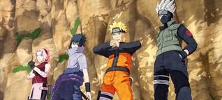 Naruto to Boruto: Shinobi Striker im Test - 4 Ninjas müsst ihr sein - GamePro