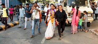 Indien: Die Wahl der Transfrauen