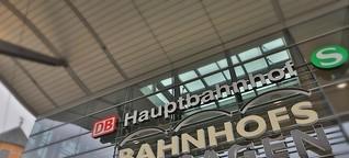 Wie gefährlich ist der Potsdamer Hauptbahnhof?
