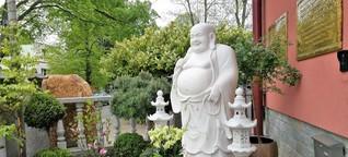 Fernöstliche Architektur - Buddhas Haus im Westen
