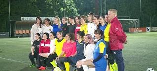Vatikan: Erste weibliche Fußball-Mannschaft