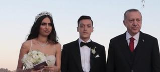 Debatte Özils Hochzeit und rechte Lieder: Ach, Mutter!