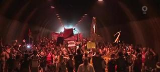 Tausende Menschen demonstrieren in Italien gegen Flüchtlings-Politik