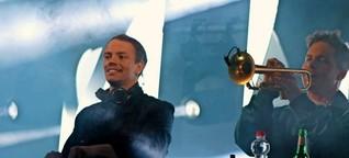 Konzert von Kult-DJ Alle Farben