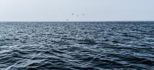Das Meer? Beinahe
