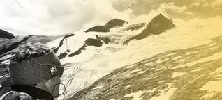 """""""Bergsteiger nehmen den Klimawandel am stärksten wahr"""""""
