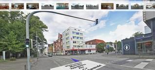 Integration vor Ort erleben: Ein 360-Grad-Spaziergang durch die Christianstraße