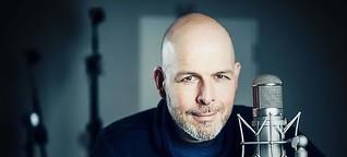Roland Geiger - der Mann mit den prominenten Stimmen