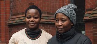 Wie sich zwei lesbische Frauen gegen ihre Abschiebung wehren
