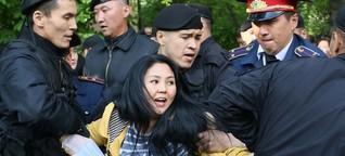 Kasachstan: Pünktlich zur Wahl erwacht die Zivilgesellschaft
