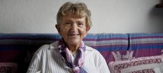 """Besuch bei Eva Sternheim-Peters, Autorin von """"Habe ich denn allein gejubelt?"""" - WELT"""