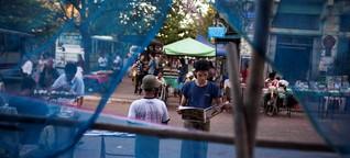 Burmas Presse: Freies Schreiben, freies Lesen