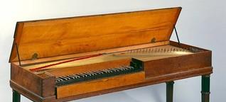 Digitale Musikanalyse: Wie klingt ein Clavichord von 1543?