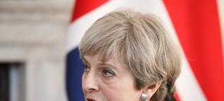 Wie die Tories zu Europaskeptikern wurden