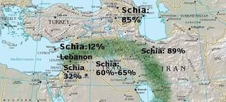 Im Nahen Osten kämpfen nicht Sunniten gegen Schiiten